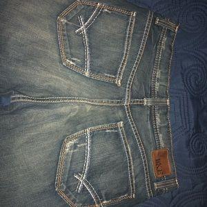 BKE mens jeans —SETH